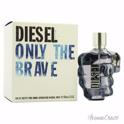 Diesel Only The Brave EDT Spray for Men 4.2 oz
