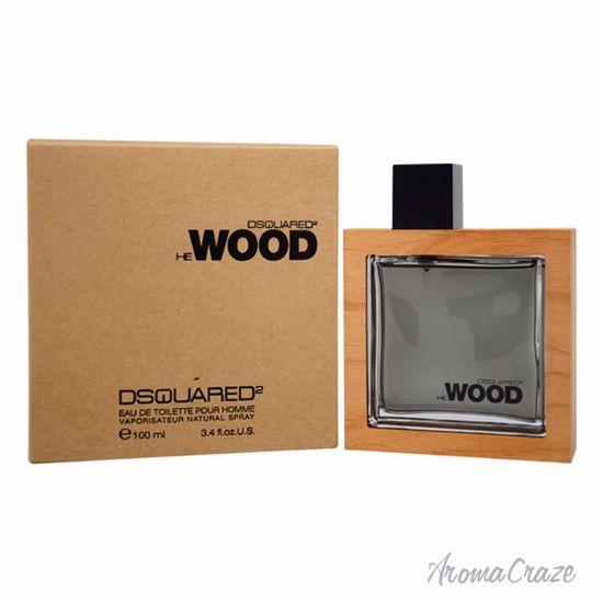 Dsquared2 He Wood EDT Spray for Men 3.4 oz