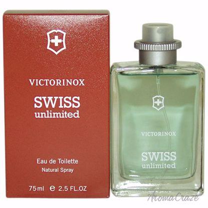Swiss Army Swiss Unlimited EDT Spray for Men 2.5 oz