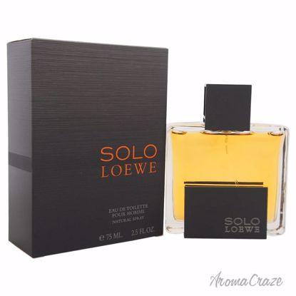 Loewe Solo Loewe EDT Spray for Men 2.5 oz