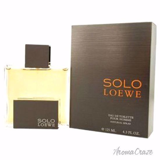 Loewe Solo Loewe EDT Spray for Men 4.2 oz