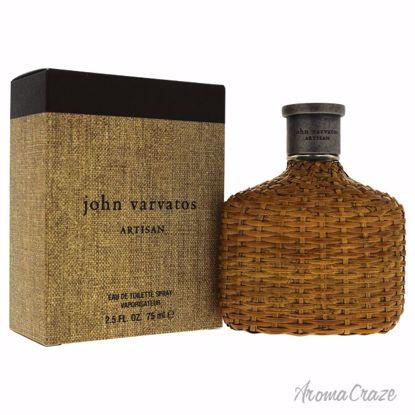 John Varvatos Artisan EDT Spray for Men 2.5 oz