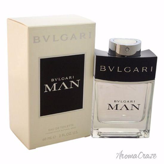 Bvlgari Man EDT Spray for Men 2 oz