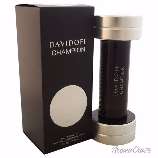 Davidoff Davidoff Champion EDT Spray for Men 3 oz