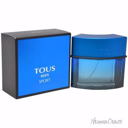 Tous Man Sport EDT Spray for Men 3.4 oz
