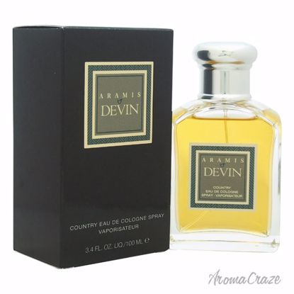 Aramis Devin EDC Spray (Gentleman's Collection) for Men 3.4
