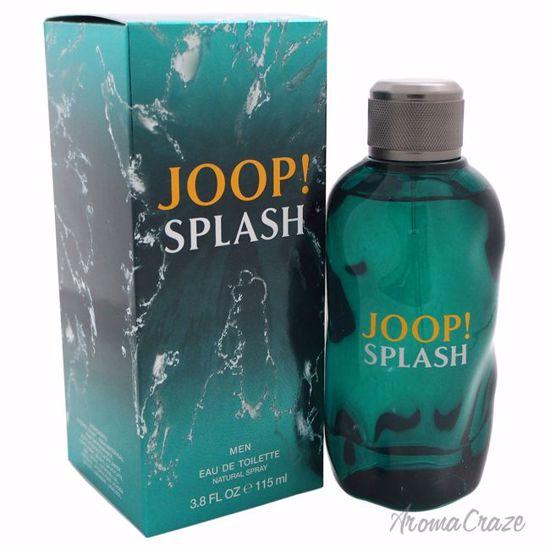 Joop! Splash EDT Spray for Men 3.8 oz
