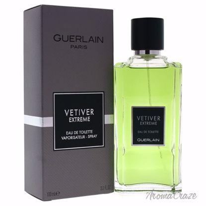 Guerlain Vetiver Extreme EDT Spray for Men 3.4 oz