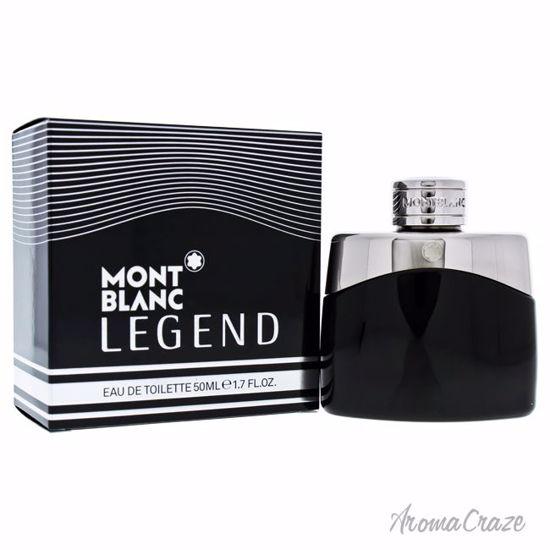 Mont Blanc Legend EDT Spray for Men 1.7 oz