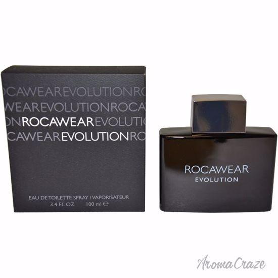 Rocawear Evolution EDT Spray for Men 3.4 oz