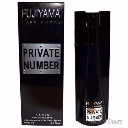 Succes De Paris Fujiyama Private Number EDT Spray for Men 3.
