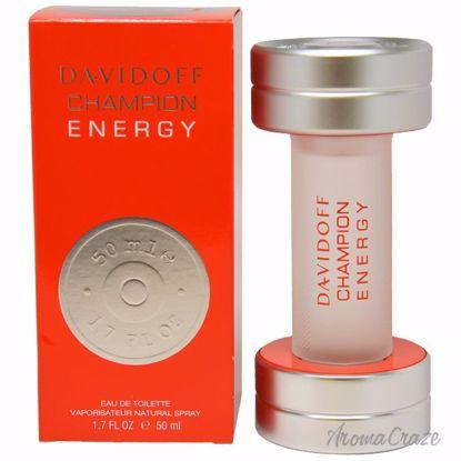 Davidoff Davidoff Champion Energy EDT Spray for Men 1.7 oz