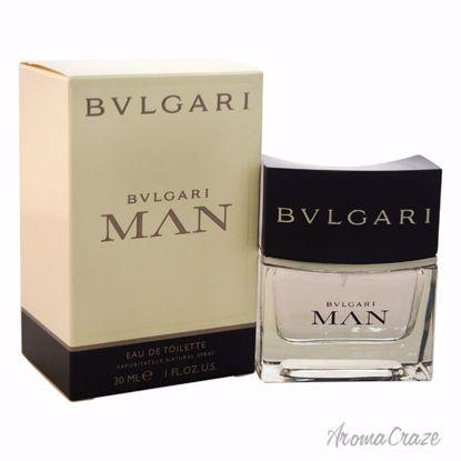 Bvlgari Man EDT Spray for Men 1 oz