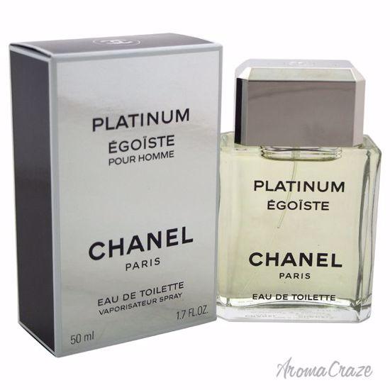 14a4483409 Chanel Egoiste Platinum EDT Spray for Men 1.7 oz