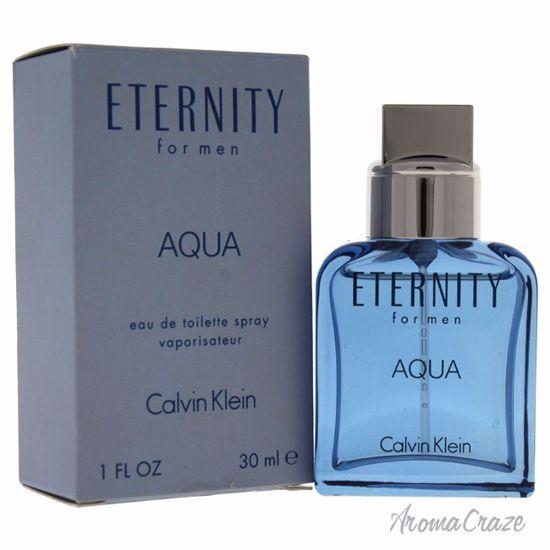 Calvin Klein Eternity Aqua EDT Spray for Men 1 oz