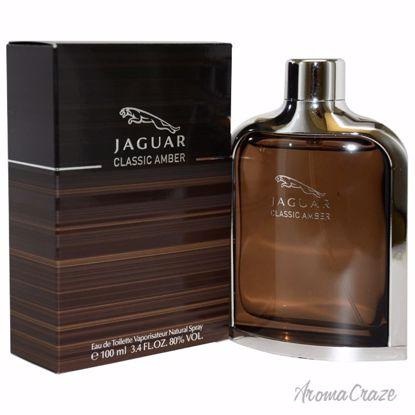 Jaguar Classic Amber EDT Spray for Men 3.4 oz