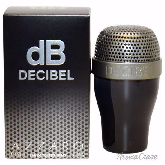 Loris Azzaro dB Decibel EDT Spray for Men 1.7 oz