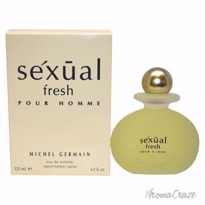 Michel Germain Sexual Fresh EDT Spray for Men 4.2 oz