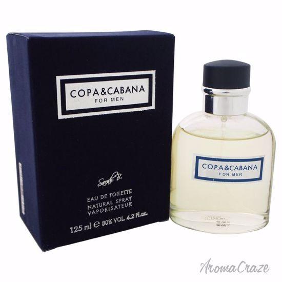 Sarah B. Copa & Cabana EDT Spray for Men 4.2 oz