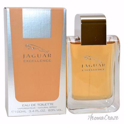 Jaguar Excellence EDT Spray for Men 3.4 oz
