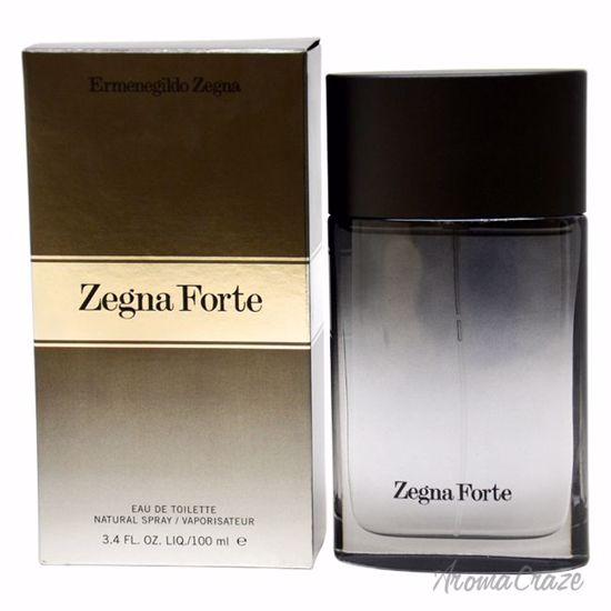 Ermenegildo Zegna Zegna Forte EDT Spray for Men 3.4 oz