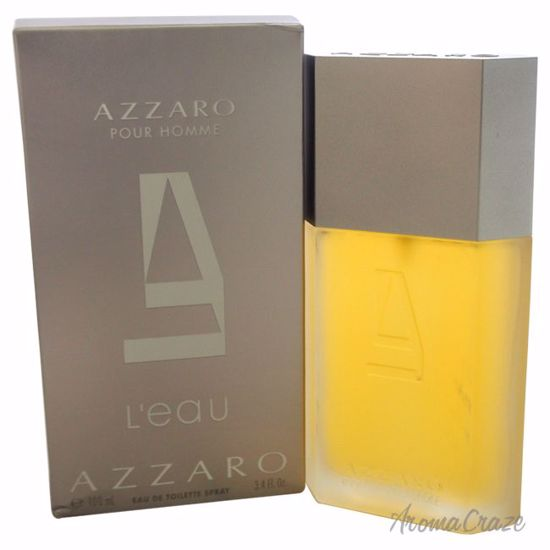 Loris Azzaro L'Eau EDT Spray for Men 3.4 oz