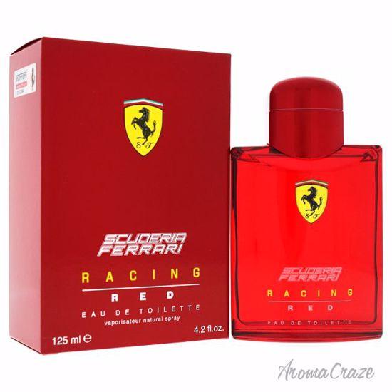 Ferrari Scuderia Racing Red EDT Spray for Men 4.2 oz