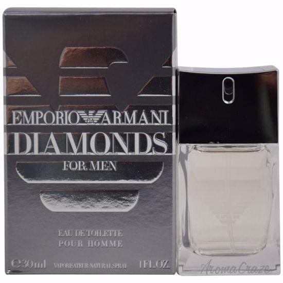8abeeff381581 Emporio Armani By Giorgio Armani Diamonds EDT Spray for Men 1 oz ...