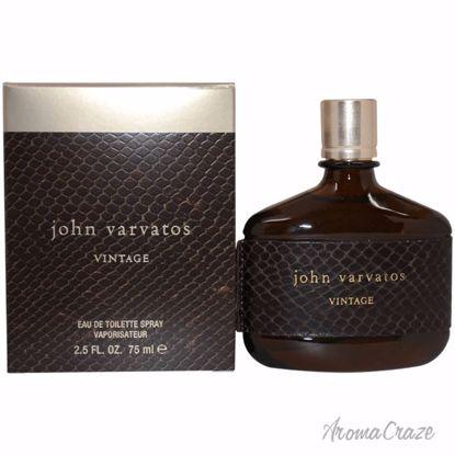 John Varvatos Vintage EDT Spray for Men 2.5 oz