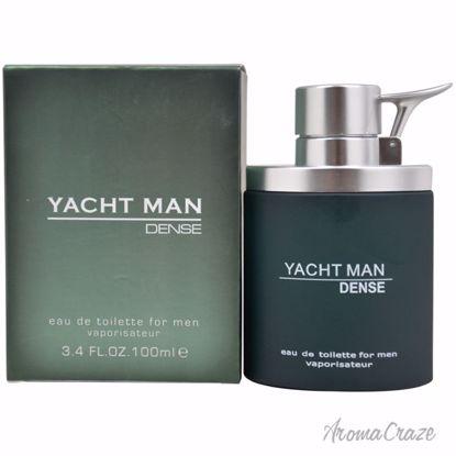 Myrurgia Yacht Man Dense EDT Spray for Men 3.4 oz
