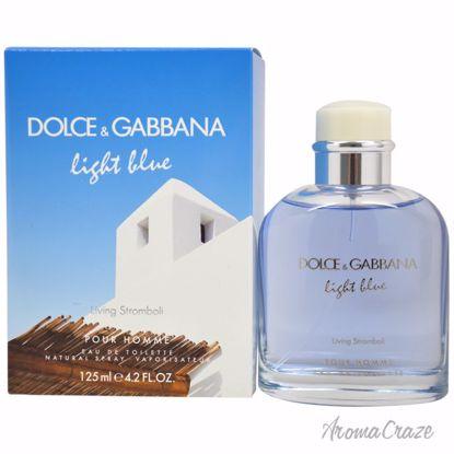 Dolce & Gabbana Light Blue Living Stromboli EDT Spray for Me