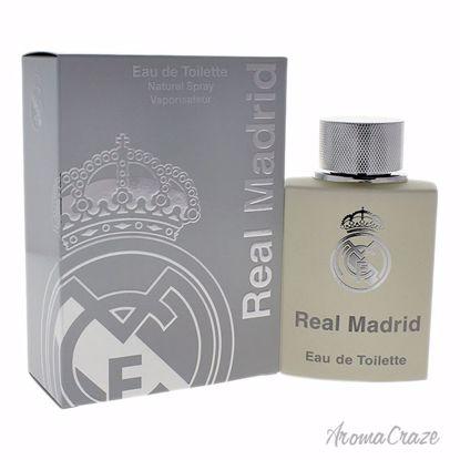 Real Madrid Real Madrid EDT Spray for Men 3.4 oz