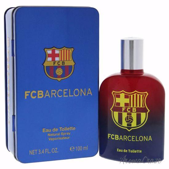 FC Barcelona FC Barcelona EDT Spray for Men 3.4 oz
