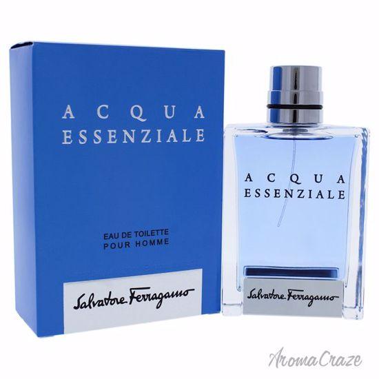 Salvatore Ferragamo Acqua Essenziale EDT Spray for Men 3.4 o