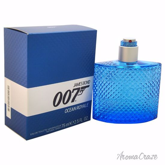 James Bond James Bond 007 Ocean Royale EDT Spray for Men 2.5