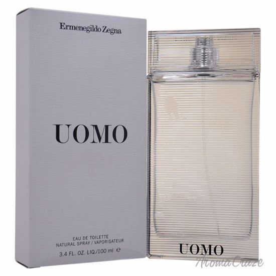Ermenegildo Zegna Zegna Uomo EDT Spray for Men 3.4 oz - AromaCraze ... ec23e68c936