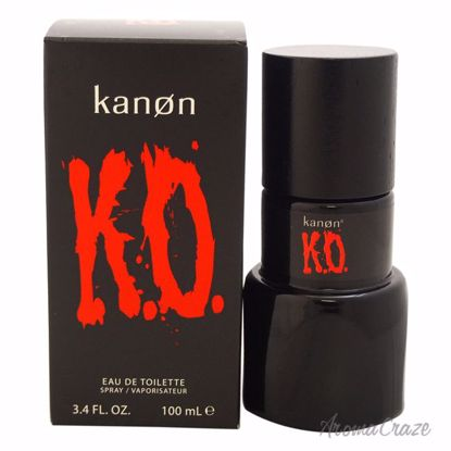 Kanon Kanon Ko EDT Spray for Men 3.3 oz