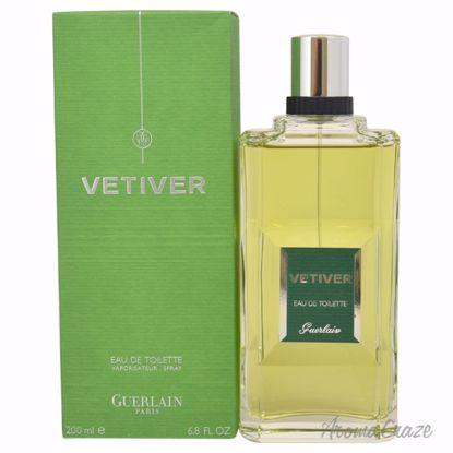 Vetiver Guerlain by Guerlain EDT Spray for Men 6.8 oz