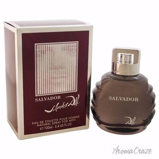 Dali Salvadorby Salvador EDT Spray for Men 3.4 oz