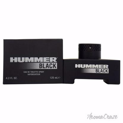 Hummer Black EDT Spray for Men 4.2 oz