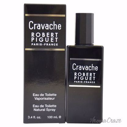 Robert Piguet Cravache EDT Spray for Men 3.4 oz