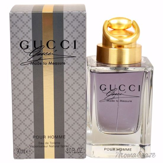 Gucci Made To Measure EDT Spray for Men 3 oz