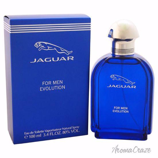 Jaguar Evolution EDT Spray for Men 3.4 oz