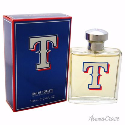 Texas Rangers EDT Spray for Men 3.4 oz