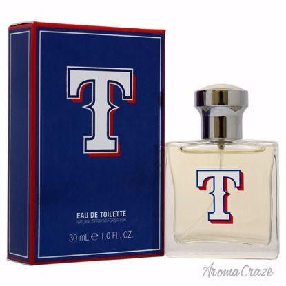 Texas Rangers EDT Spray for Men 1 oz