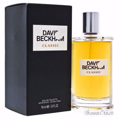 David Beckham Classic EDT Spray for Men 3 oz