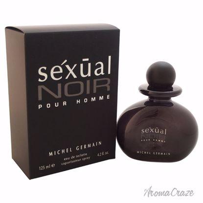 Michel Germain Sexual Noir EDT Spray for Men 4.2 oz