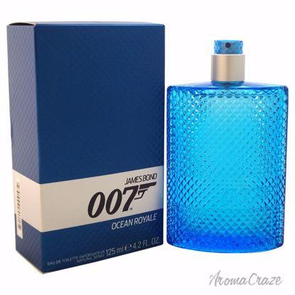 James Bond James Bond 007 Ocean Royale EDT Spray for Men 4.2