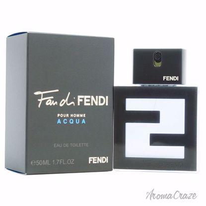 Fendi Fan di Fendi Acqua Pour Homme EDT Spray for Men 1.7 oz