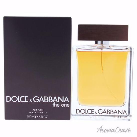 Dolce & Gabbana The One EDT Spray for Men 5 oz
